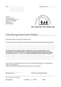 Antrag-für-Projekt-Unterstüzung